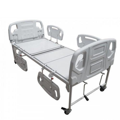 Cama Hospitalar Manual Fowler Luxo