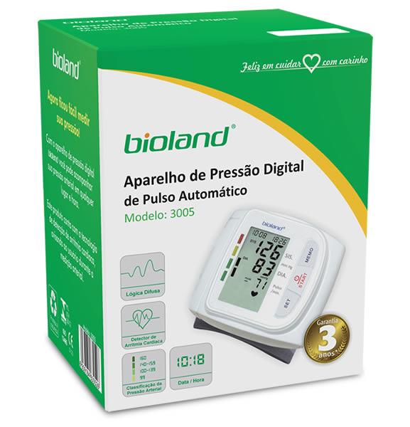 aparelho de pressao digital de pulso